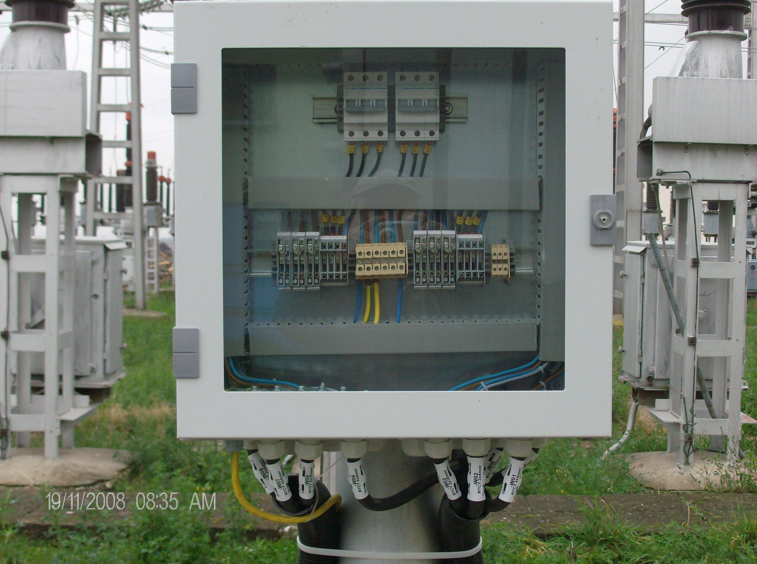 KOSTT ITSMO Metering System