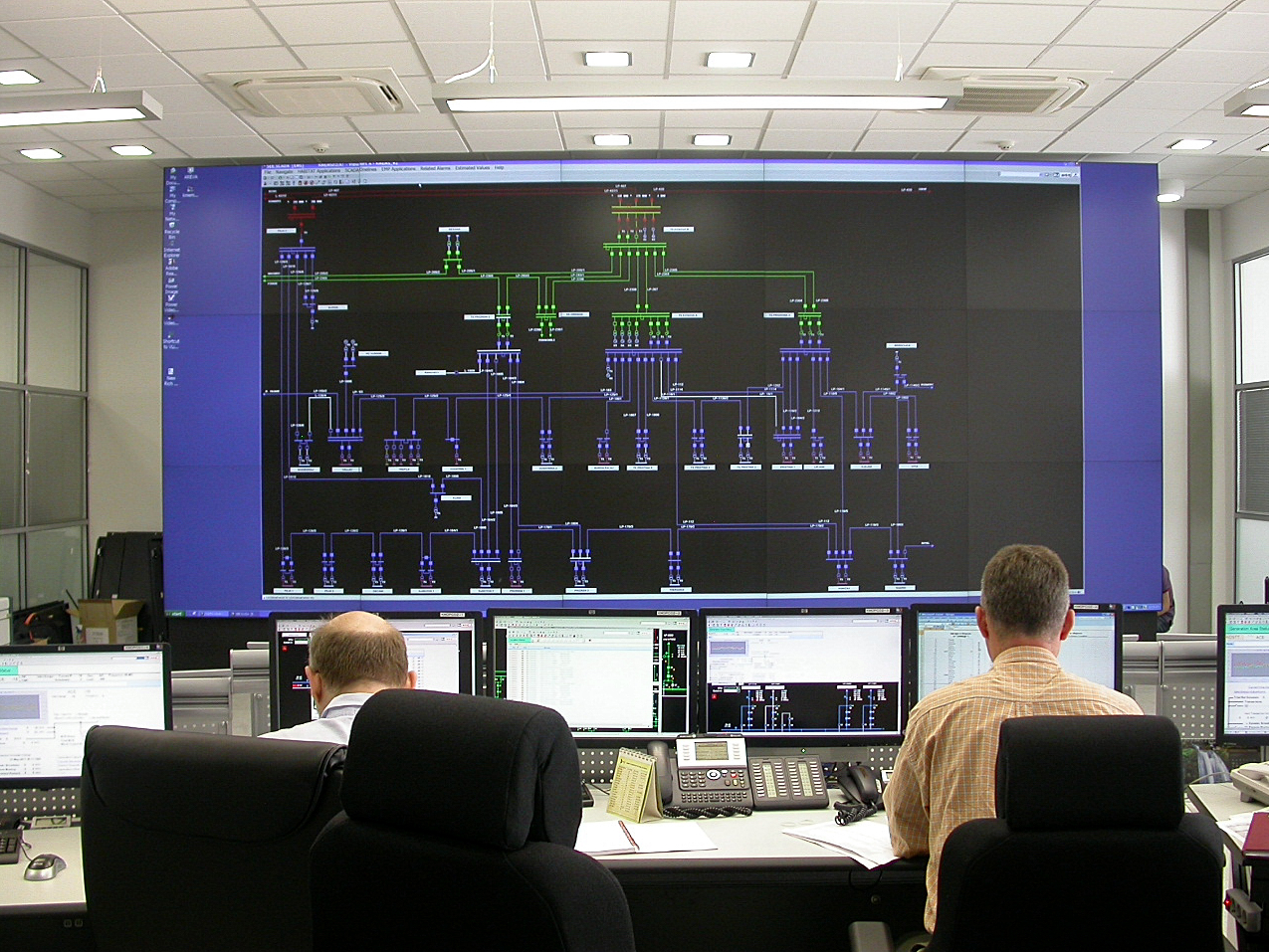 Upgrade and Update of KOSTT SCADA EMS System