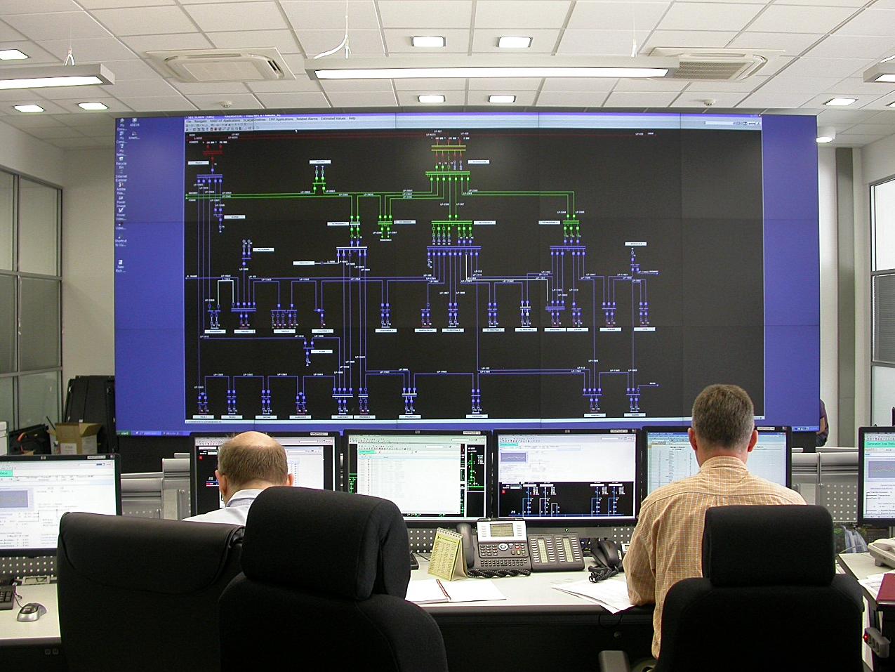 Avancimi i sistemit SCADA EMS në KOSTT