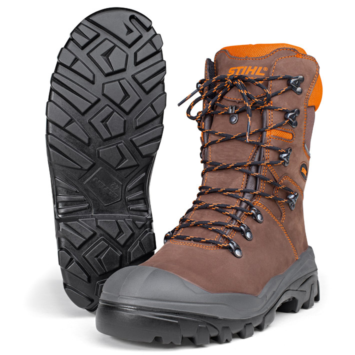 DYNAMIC S3 chainsaw boots