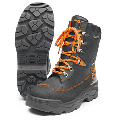 DYNAMIC RANGER GTX leather chainsaw boots