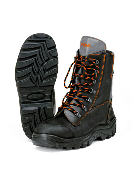 RANGER chainsaw leather boots