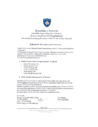 Sistemi për Menaxhimin e Dokumenteve në ZAP